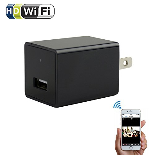 Wifi Hidden Spy Camera-ENKLOV 720P HD Portable Small Mini Camera