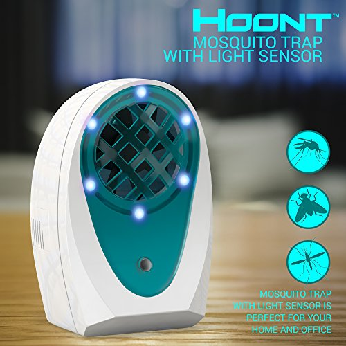 For Residential and Commercial Use – Hoont Indoor Plug-in Sticky Fly