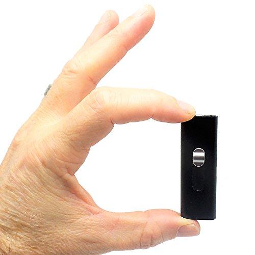 286 Hours Recordings Capacity Mini Spy Voice Recorder Sound