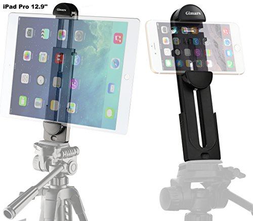 5- 105 inch adjustable size, fits most 3- 14 inch best-selling tablets and Cell Phone - including Apple iPad all models, Samsung Galaxy Tab, ...