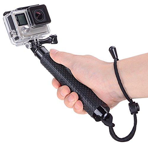 Vicdozia 19 Waterproof Hand Grip Extendable Selfie